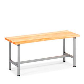 banquetas de madera