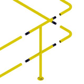barreras divisorias modulares