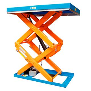 Mesas y plataformas elevadoras