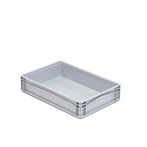 Caja plástica para transporte norma Europea serie Basicline 327B41998