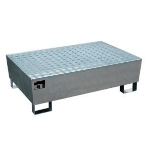 Cubeto colector eco con rejilla para 2 bidones de 200 ltr. 238B45685
