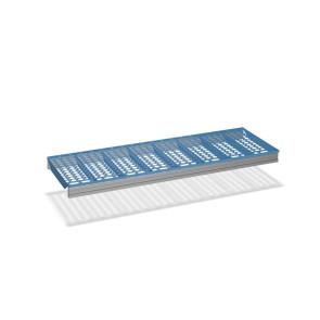 Estante de plástico para estantería de picking 325B41898